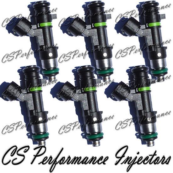 OEM Bosch Fuel Injectors Set (6) 0280158005 for 2003-2009 Nissan 3.5L V6