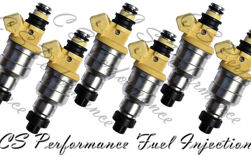 Fuel Injectors Set for Hyundai (6) 35310-32560 Rebuilt & Flow Matched in the USA