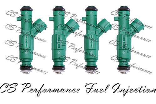 Fuel Injectors Set for Hyundai Kia (4) 35310-25200 Rebuilt & Flow 2006-2010 2.4L
