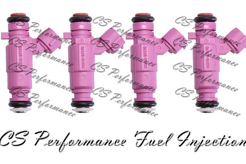 Genuine OEM Bosch Fuel Injectors Set for Hyundai (4) 35310-37170 Accent 1.5 1.6