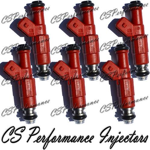 OEM Bosch Fuel Injectors Set (6) 0280155735 for 97-98 Ford 4.0L V6 1997-1998