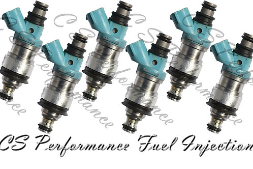 OEM Denso Fuel Injectors Set (6) 23250-20010 for 1994-2003 Lexus Toyota 3.0L V6
