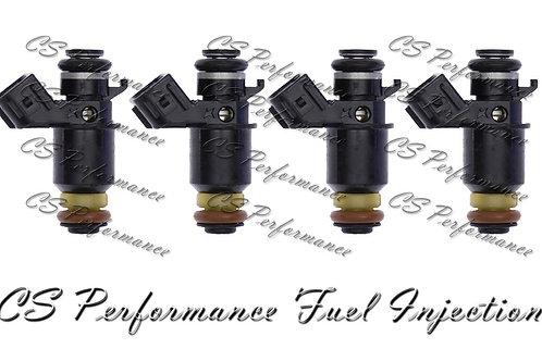 OEM Fuel Injectors Set for 2001-2005 Honda Civic 1.7L I4 C CODE (4) D17A1 D17A6