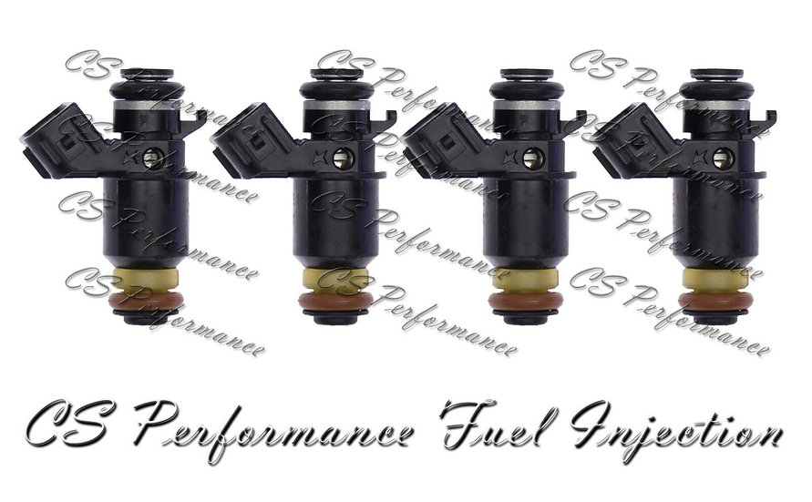 OEM Fuel Injectors Set for 2001-2005 Honda Civic 1.7L I4 C CODE (4) D17A1 D17A6