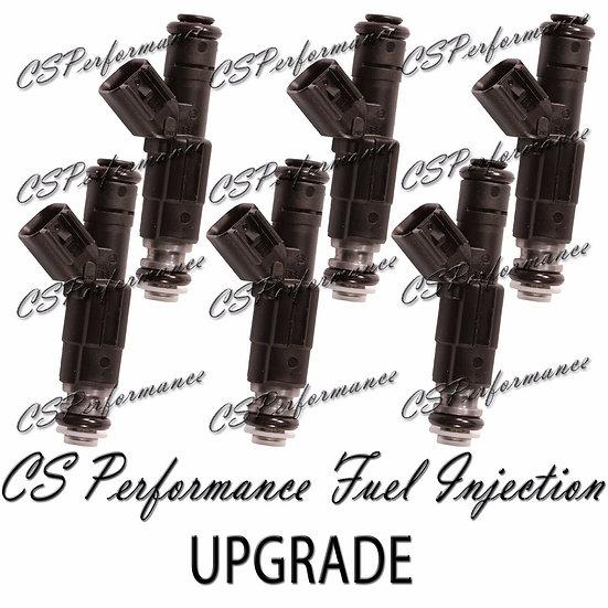 #1 OEM Bosch III UPGRADE Fuel Injectors (6) set for 1997-1999 Dodge 3.9L V6