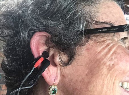 Vagus nerve stimulation at the ear:     Is it for breast cancer survivors?