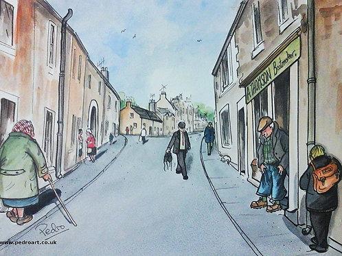 The Old Cobbler's Mitchell St, Crieff