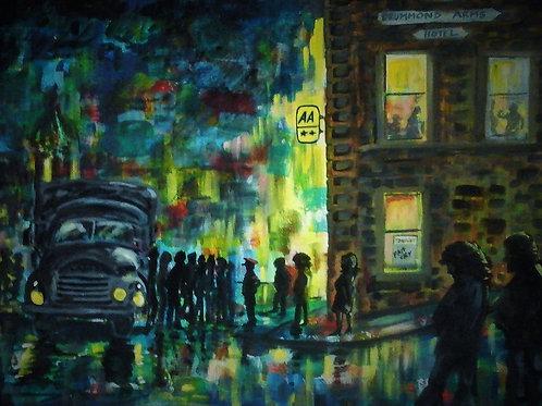 Drummond Nights, Crieff