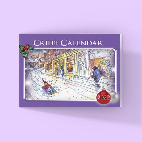Crieff Calendar 2022