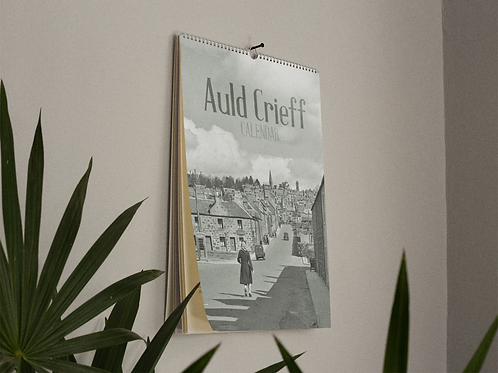 Auld Crieff Calendar 2022