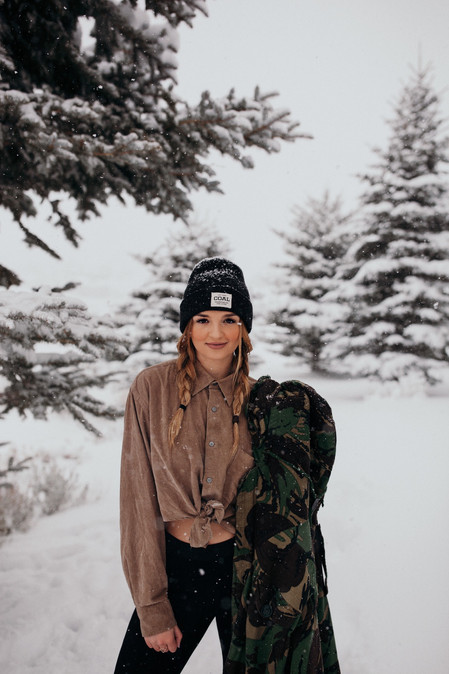 Snow Day feat. COAL HEADWEAR