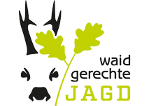 Waidgerechte Jagd Logo Huntsman and the Butcher Marcel Graf Jagdschule