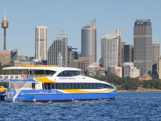 Route and reliability shape Sydney fast ferry