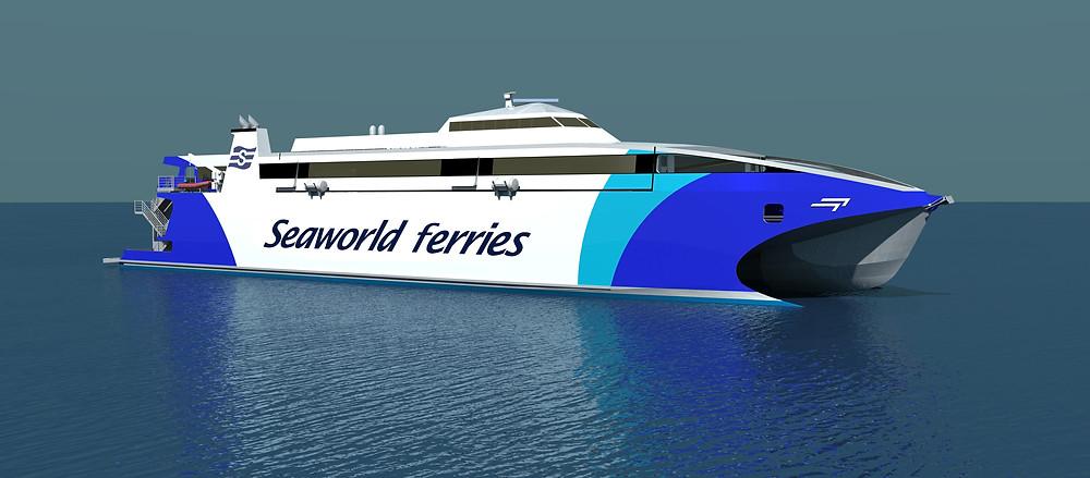Seaworld Express Ferry