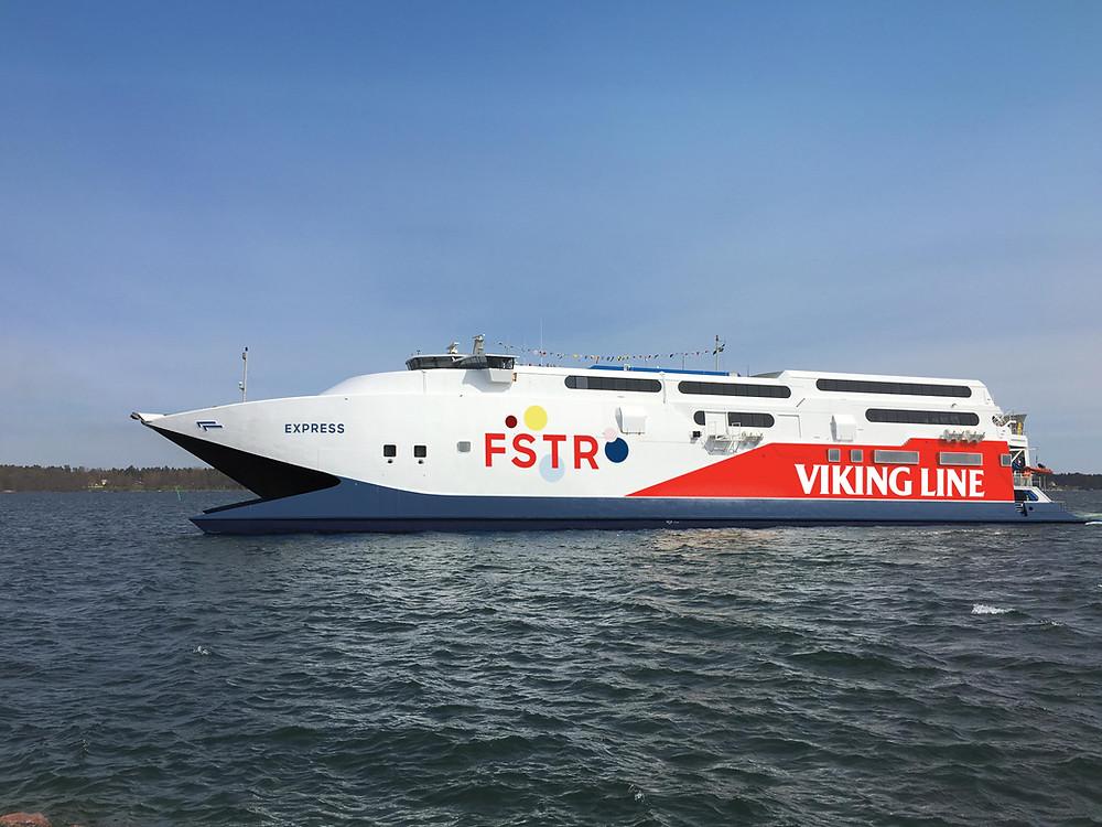 Viking FSTR - Express