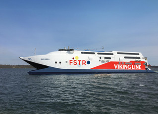 All-time record for Viking Line in July – over one million passengers chose the big red boats