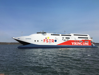 Viking Line Sees More Than 30 Percent Growth on its Tallinn Routes During June - More Additional Dep