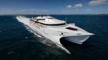 Saint John Paul II wins Ship of the Year 2020 - High Speed Ferry