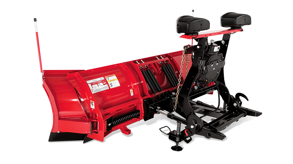 PRODIGY™ MULTI-POSITION WING SNOWPLOW