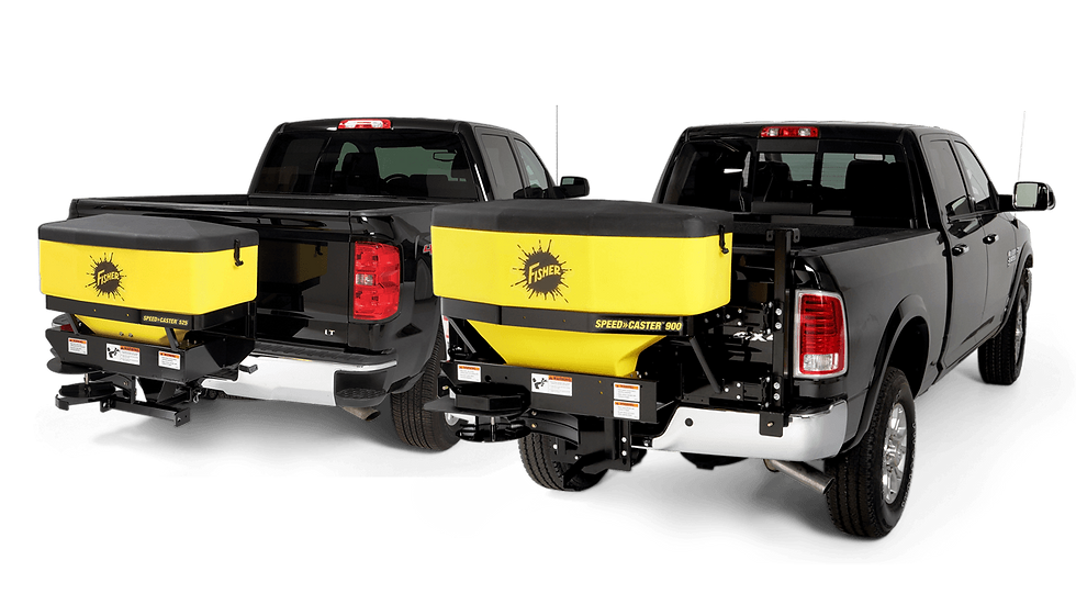 SPEED-CASTER™ 525 & 900 TAILGATE SPREADERS