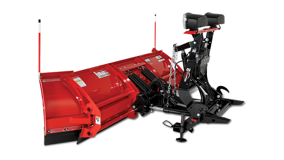 WIDE-OUT™ ADJUSTABLE WING SNOWPLOW