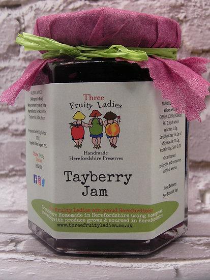 Tayberry Jam handmade by Three Fruity Ladies