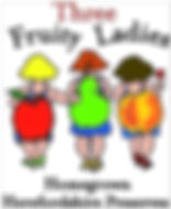 Three Fruity Ladies Logo