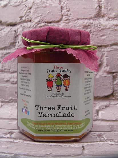 Three Fruit Marmalade handmade by Three Fruity Ladies