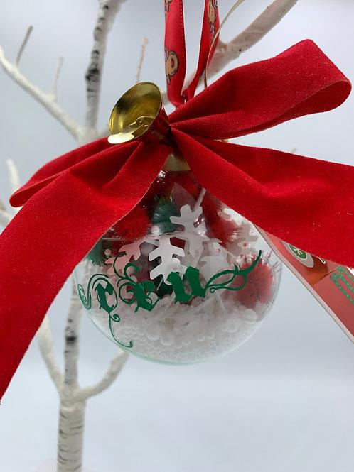 2019 REU Small Round Ornament - Neiliza Lomboy #1