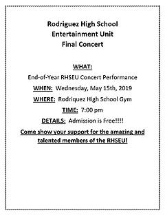 2018-2019 - RHSEU Final Concert Flyer.pn