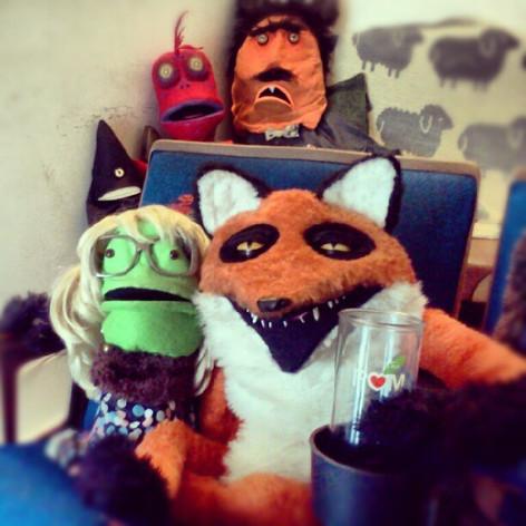 Foxi, Drabney, Zed, Kwixa and Prentis.