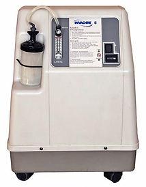 koncentrator tlenu Invacare Platinum 5