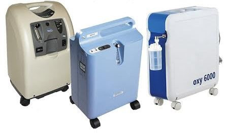 Stacjonarne koncentratory tlenu - charakterystyka i rodzaje