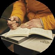 Écriture et parole