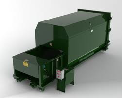 BME 35 Yard Self Contained Compactor