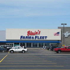 Blains Farm and Fleet Remodel