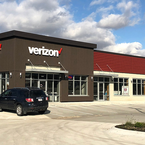 Retail Center Remodel Waverly