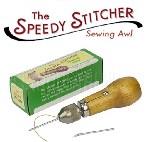 Speedy Hand Stitcher Sewing Awl 14m Thread