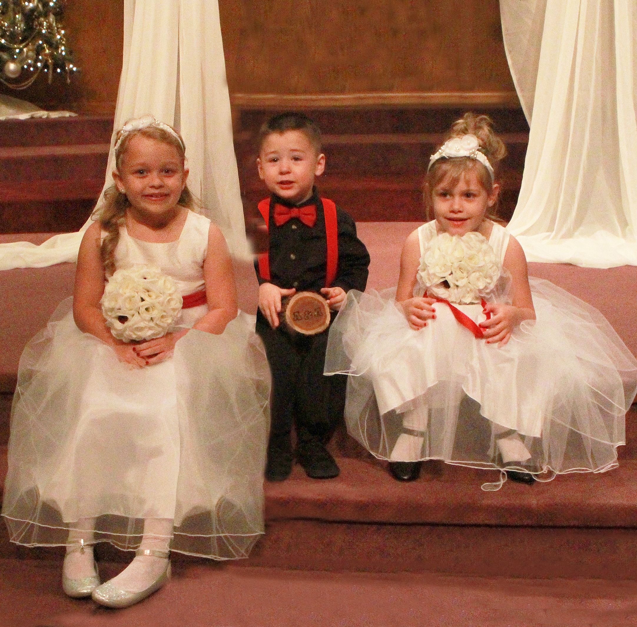 Ring Bearer/Flower Girl Attire