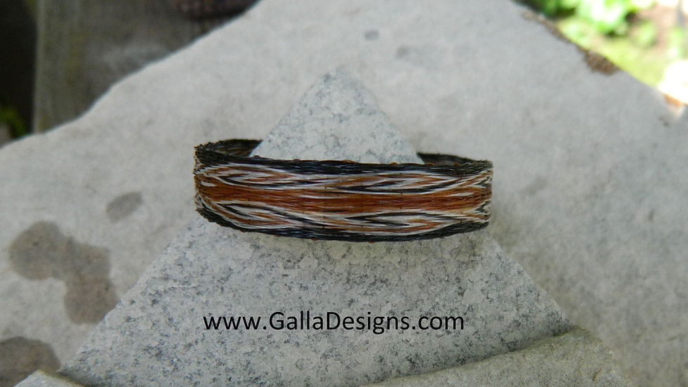 Woven Bracelet - Vine