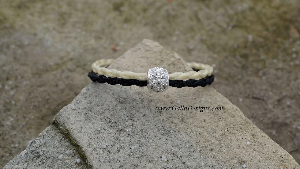 Double Bling Bracelet