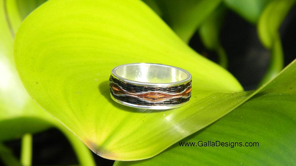 Woven Ring -Caballo