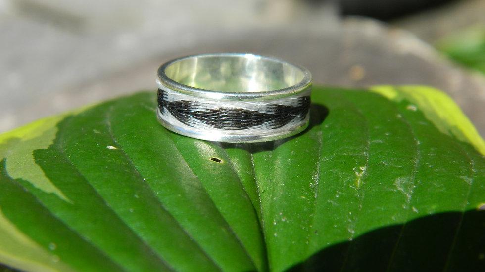 Woven Ring - Arrows