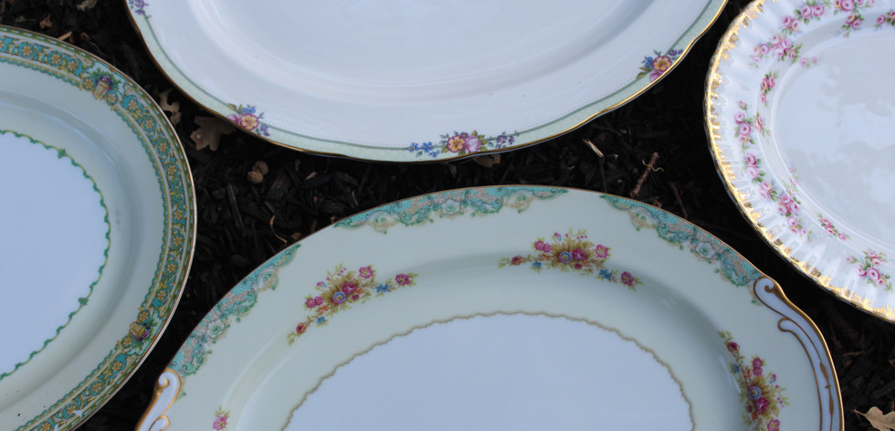 Mixed Bouquet platters
