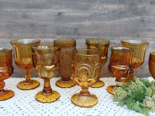 Yellow goblets