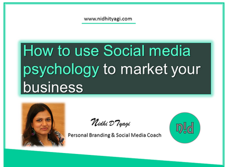 How to use social media psychology to market your business