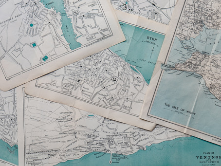 Let's Talk about Maps