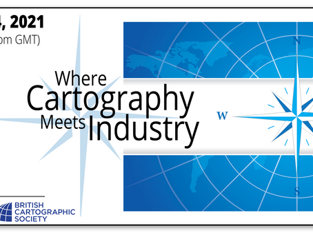 Where Cartography Meets Industry – a joint event with BCS and IMIA