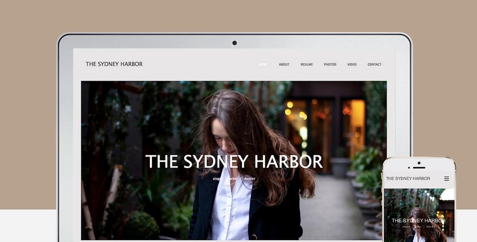 THE SYDNEY HARBOR