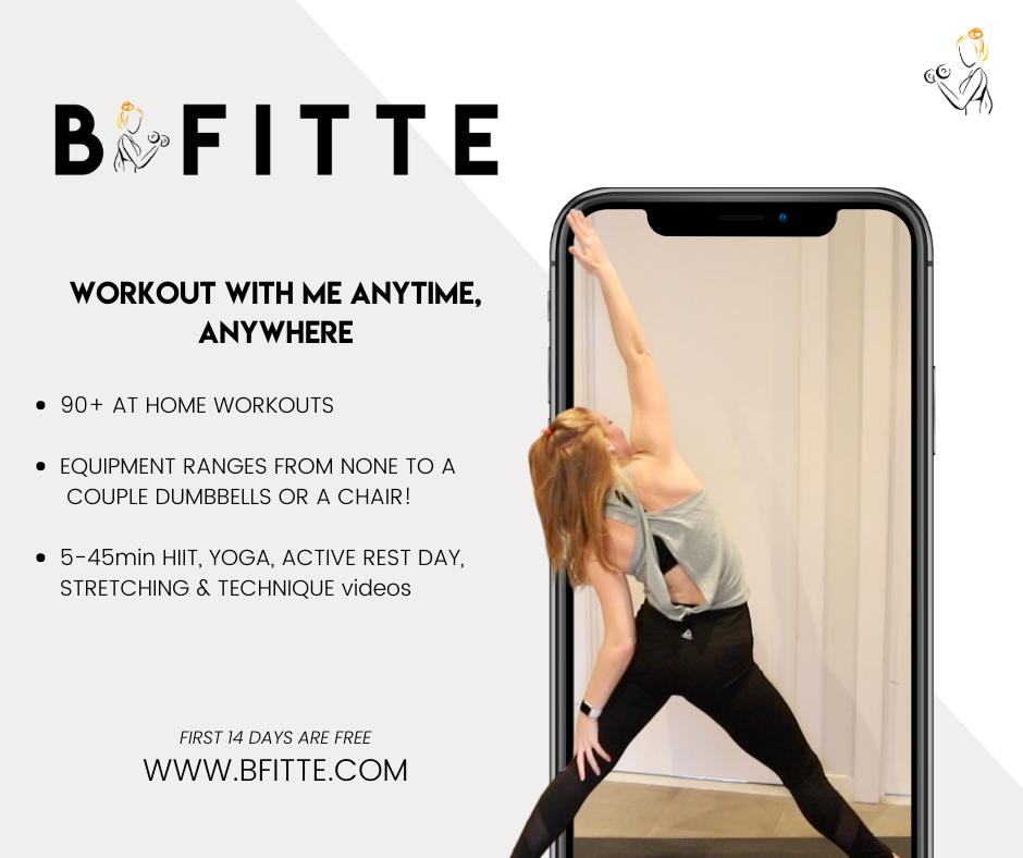 BFITTE GO by Bridgette Karl